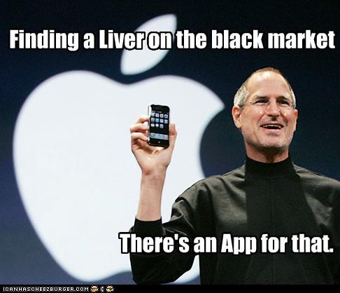 apple,apps,black market,mac,steve jobs