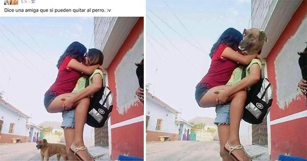 ayuda pareja chicas