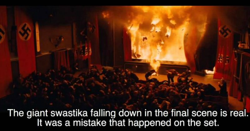 19 Glorious Facts From the Making of 'Inglorious Basterds'
