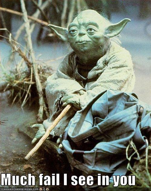 FAIL sci fi star wars yoda - 2858999552