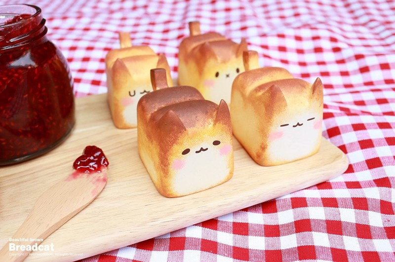 toys artist bread Cats - 2862341