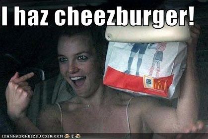 singers britney spears cheezburger lolcats trainwreck celebrities - 2868876544