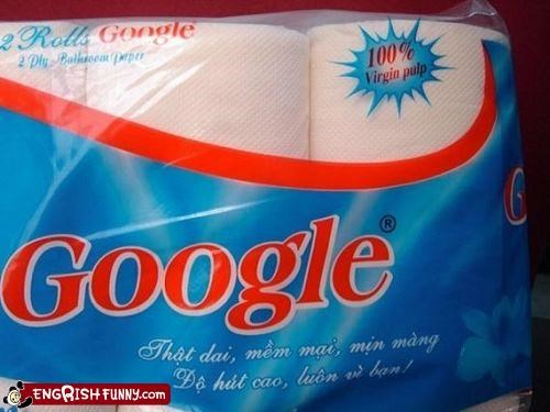 computers google g rated toilet paper - 2870322176