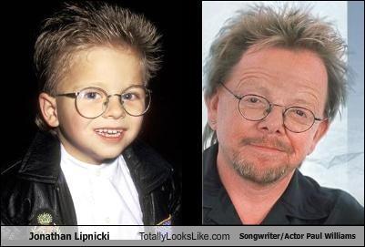actor child Jonathan Lipnicki musician paul williams - 2870629376