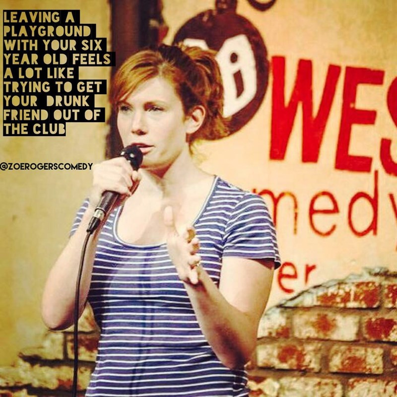 funny quotes from women comedians