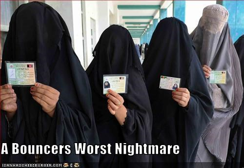 afghanistan burqa voters voting women - 2879261696