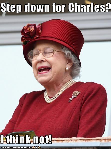 abdicate monarchy prince charles Queen Elizabeth II UK - 2883544832