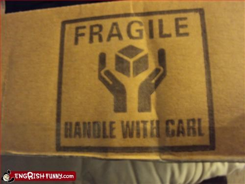 Handle With Carl