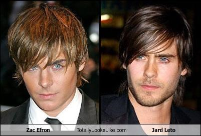 actor high school musical jared leto zac efron - 2890710784
