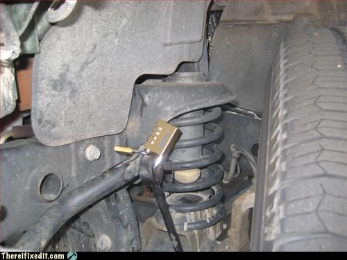 car lock mod unsafe