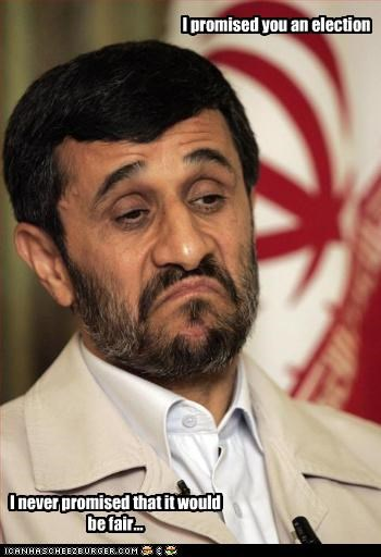 corruption elections iran Mahmoud Ahmadinejad theocracy - 2892606208