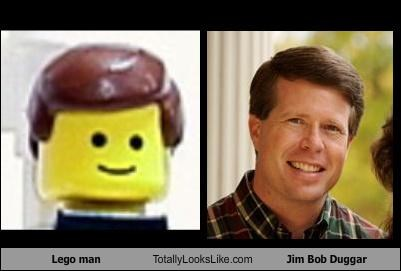 Lego Man Totally Looks Like Jim Bob Duggar Cheezburger Funny