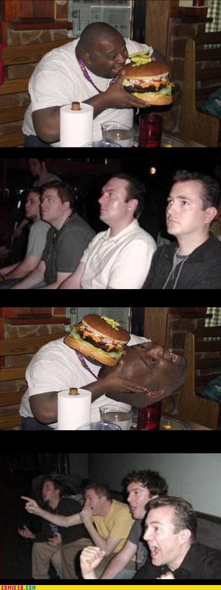 Major League Eating reaction guys swap - 2903191040