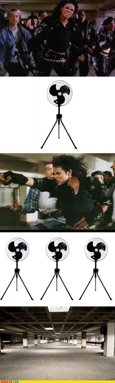fans michael jackson music videos