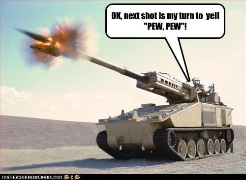pew pew shot tank - 2909952256