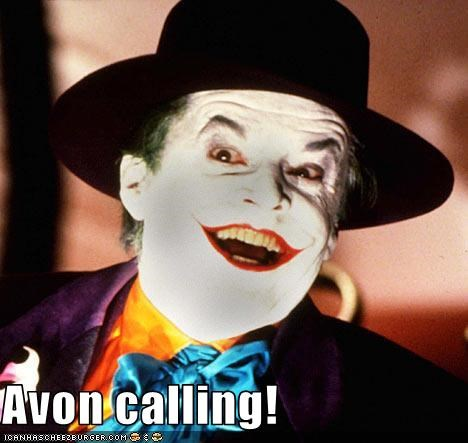 avon,batman,jack nicholson,makeup,the joker