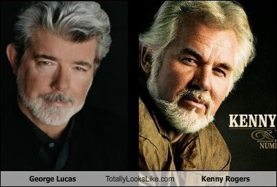 director george lucas Kenny Rogers movies musician