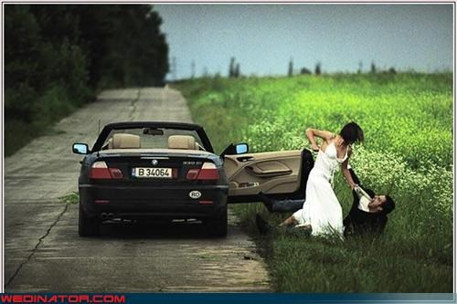 Bimmer Crazy Brides domestic abuse groom surprise tough love wtf - 2913609984