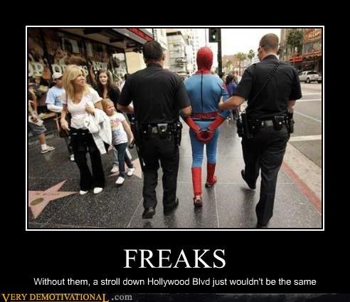 wtf Spider-Man hollywood funny police - 2916266496