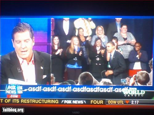 caption failboat filler g rated live news Probably bad News television