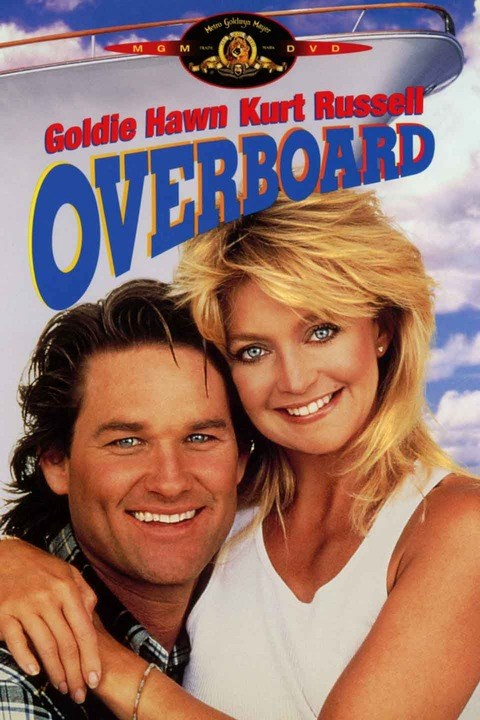 overboard goldie hawn list movies kurt russell - 29189