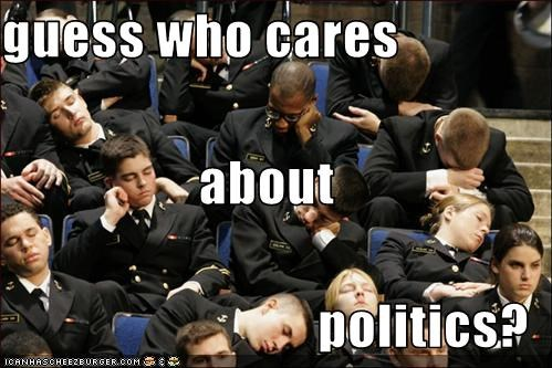 Image result for who cares about politics