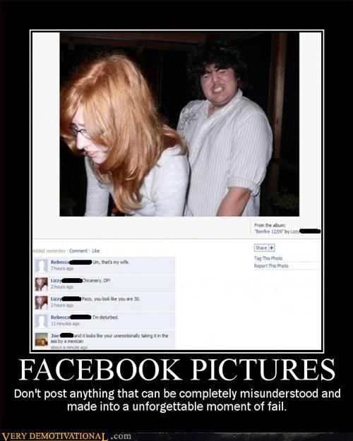 eww facebook idiots Photo unintentional - 2927005696