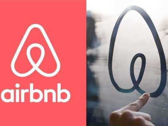 airbnb logo photoshop