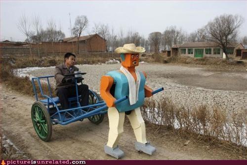 robot transportation wtf - 2932926976