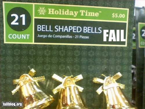 bell,display,g rated,obvious,shapes,Walmart,wal mart