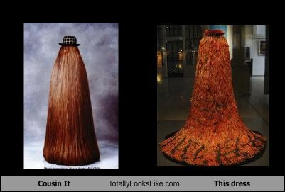 clothing cousin itt dress fashion the addams family - 2953330432