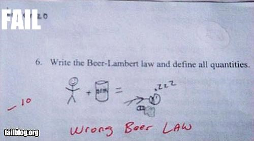 answer,beer,comic,drawing,g rated,law,test