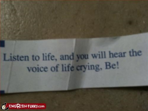 crying fortune g rated life listen voice