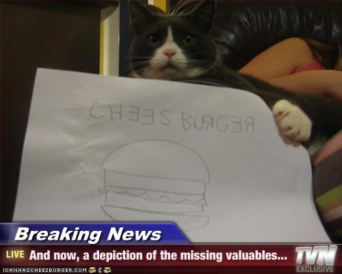 cheezburger lost missing news - 2964737280
