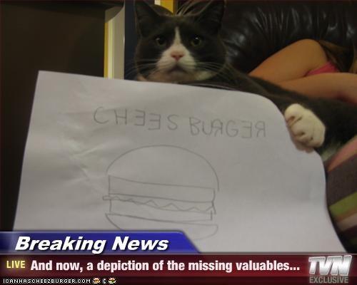 cheezburger lost missing news - 2964737280