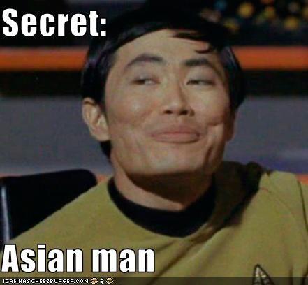 Asian man meme