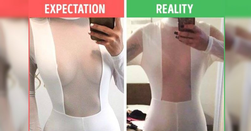 Times When Instagram Expectations Met Reality