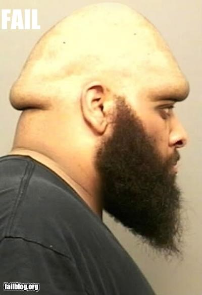 Head Shape Fail