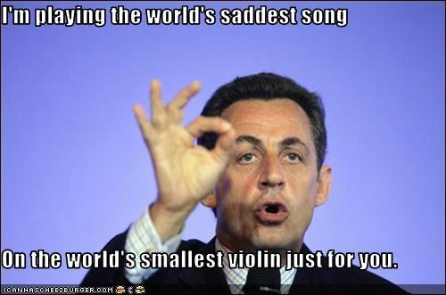 france Nicolas Sarkozy president sympathy - 2969742336