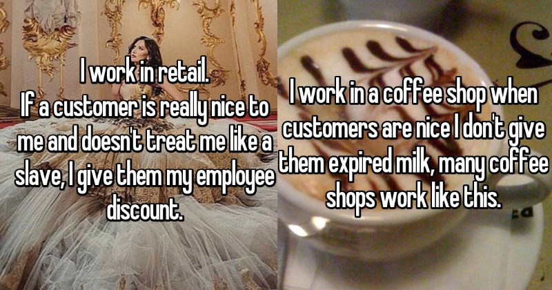 customer service retail whisper work - 2969861