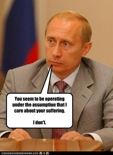 president prime minister russia suffering Vladimir Putin - 2969914880
