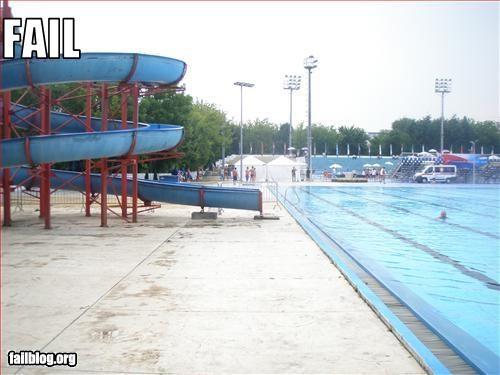 g rated swimming pool water waterslide - 2976438784