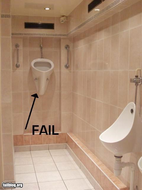 bathroom g rated high placement urinal - 2979782912
