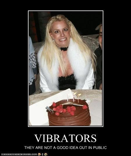 bad idea birthday britney spears vibrators - 2982540544