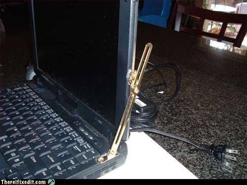 hinge,laptop,make it work,mod