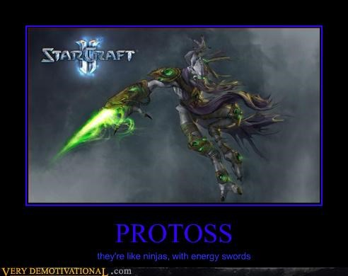 protoss,Terrifying,starcraft 2