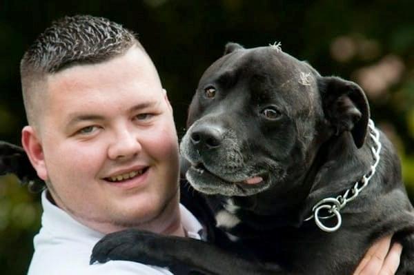 dog savesowner's life