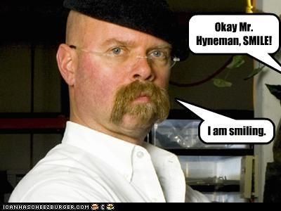 jamie hyneman mythbusters nerds smiles TV - 2985664000
