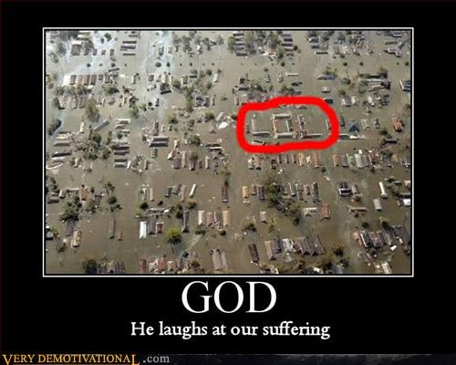 flood god lol Terrifying wtf