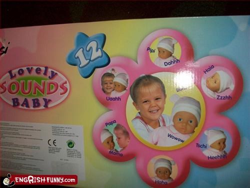 baby g rated packaging sou sounds toys